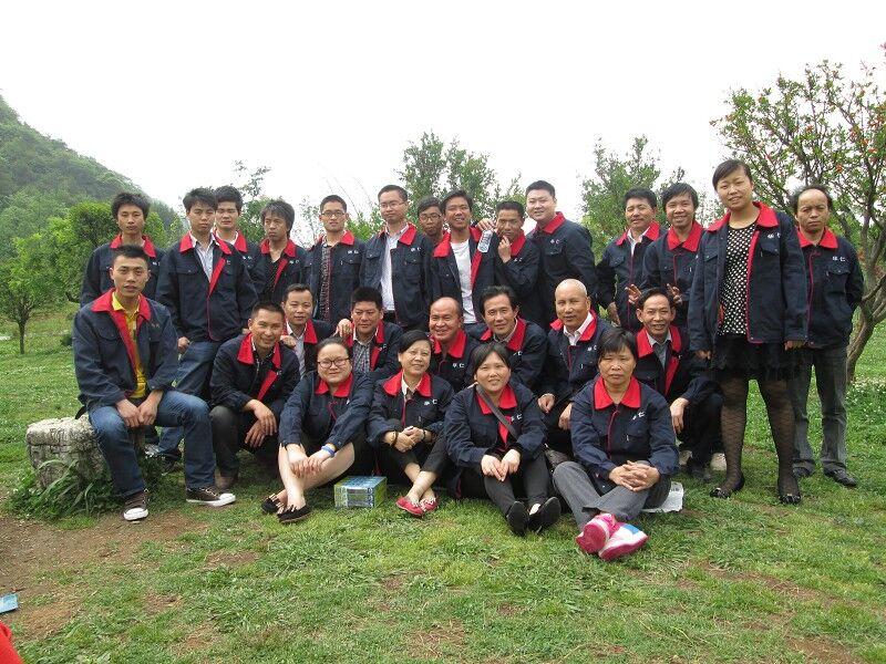 2013-5-1公司活动